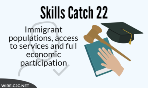 Immigration and WIOA Graphic
